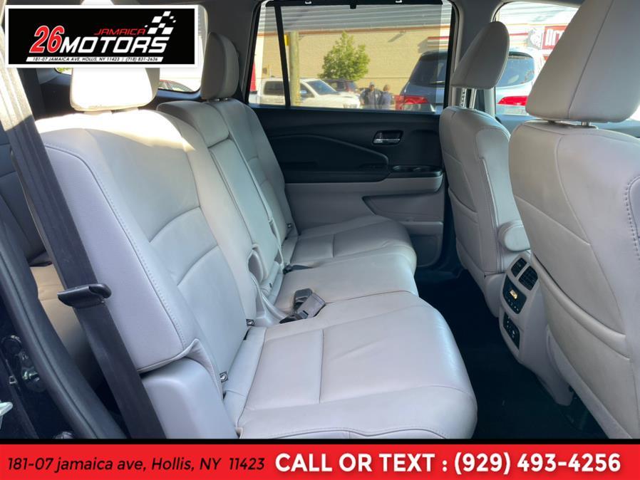 Used Honda Pilot EX-L EX-L w/RES AWD 2018   Jamaica 26 Motors. Hollis, New York