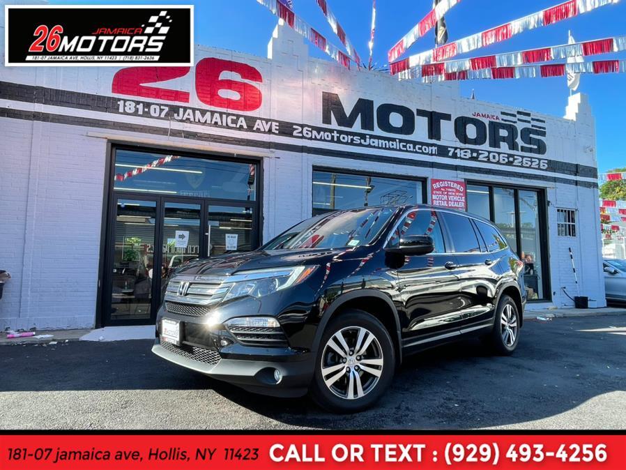Used 2018 Honda Pilot EX-L in Hollis, New York | Jamaica 26 Motors. Hollis, New York