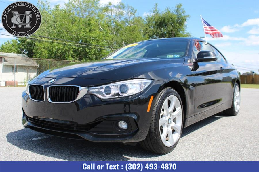 Used BMW 4 Series 2dr Cpe 435i xDrive AWD 2014 | Morsi Automotive Corp. New Castle, Delaware