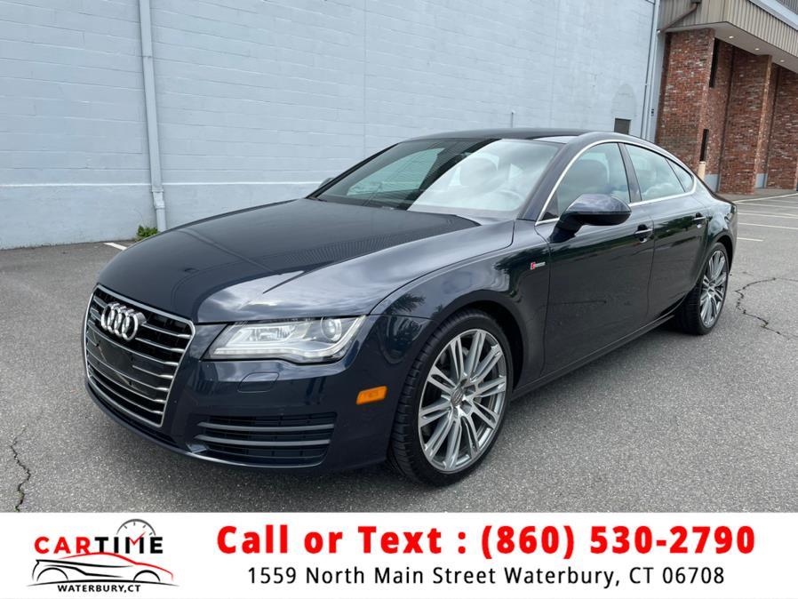Used Audi A7 4dr HB quattro 3.0 Premium Plus 2012 | Cartime, LLC. Waterbury, Connecticut