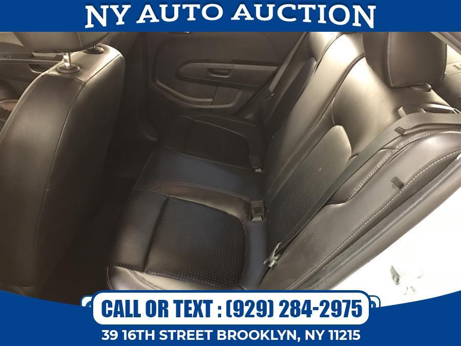 Used Chevrolet Sonic 4dr Sdn Auto LTZ 2015   NY Auto Auction. Brooklyn, New York