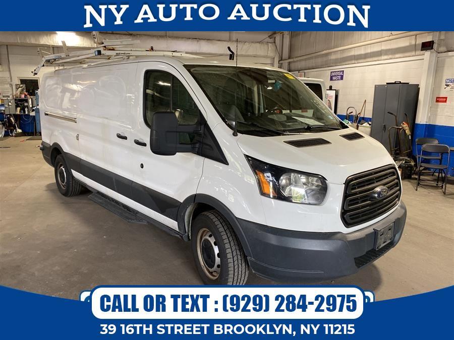 "Used Ford Transit Cargo Van T-150 148"" Low Rf 8600 GVWR Sliding RH Dr 2016 | NY Auto Auction. Brooklyn, New York"