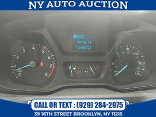 """Used Ford Transit Van T-150 130"""" Low Rf 8600 GVWR Swing-Out RH Dr 2017   NY Auto Auction. Brooklyn, New York"""