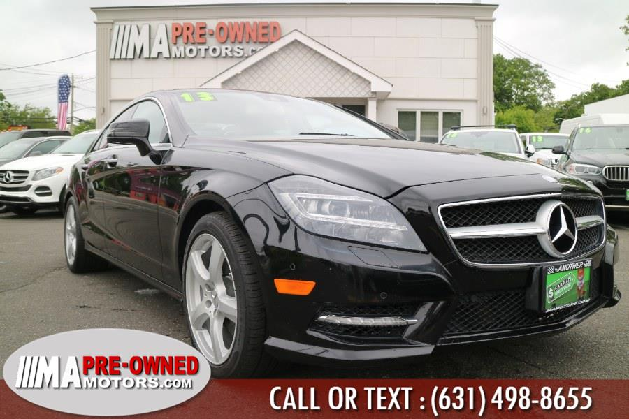 Used 2013 Mercedes-Benz CLS-Class in Huntington, New York | M & A Motors. Huntington, New York