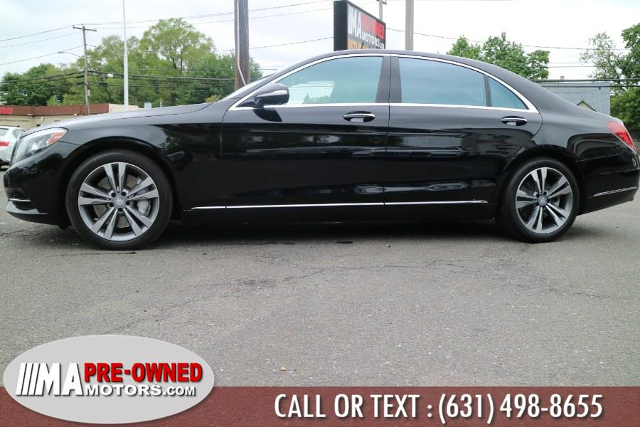 Used Mercedes-Benz S-Class 4dr Sdn S550 4MATIC 2015   M & A Motors. Huntington, New York