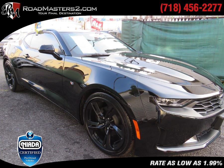 Used Chevrolet Camaro 2dr Cpe 1LT RS 2020   Road Masters II INC. Middle Village, New York