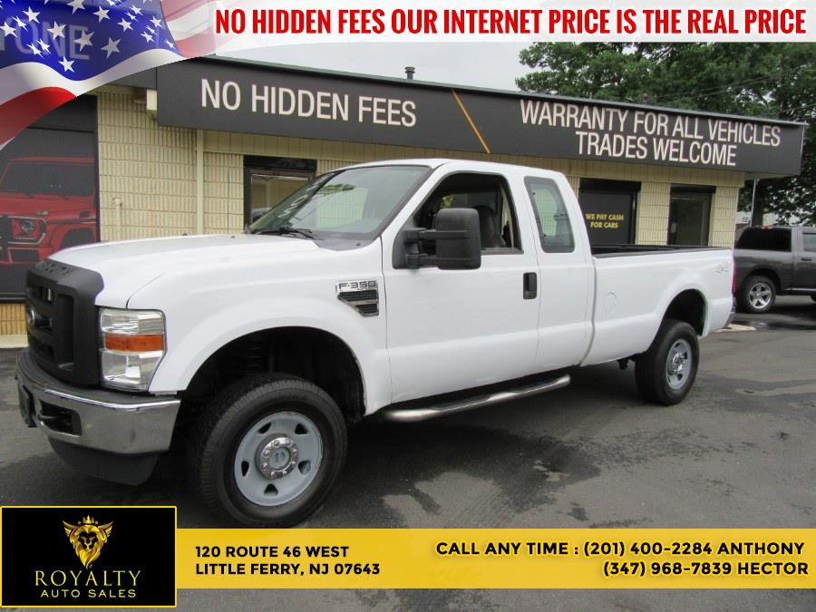 """2009 Ford Super Duty F-350 SRW 4WD SuperCab 158"""" XL, available for sale in Little Ferry, NJ"""