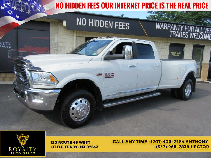 """Used Ram 3500 4WD Crew Cab 169"""" Longhorn Limited 2016 