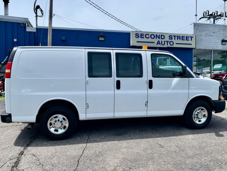 Used 2013 Chevrolet Express Cargo Van in Manchester, New Hampshire | Second Street Auto Sales Inc. Manchester, New Hampshire