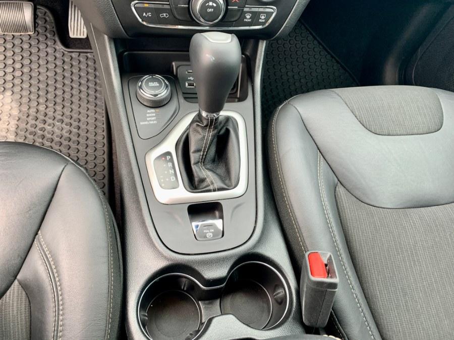 Used Jeep Cherokee Latitude Plus 2018 | Second Street Auto Sales Inc. Manchester, New Hampshire