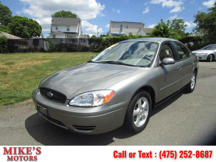 Used 2004 Ford Taurus in Stratford, Connecticut | Mike's Motors LLC. Stratford, Connecticut
