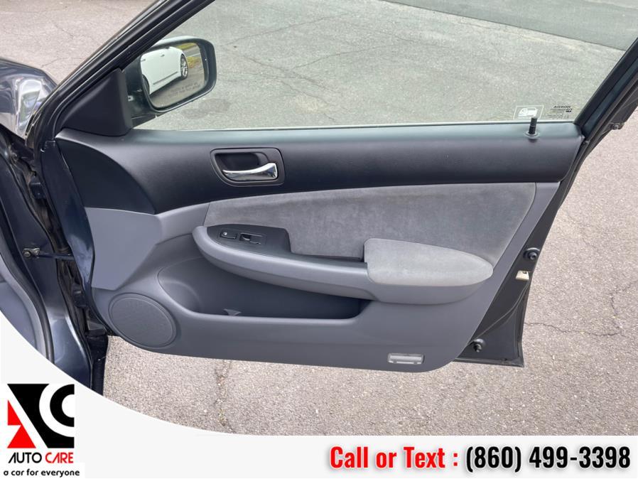Used Honda Accord Sdn LX Auto 2003 | Auto Care Motors. Vernon , Connecticut