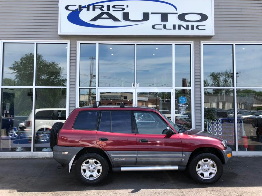 Used 1998 Toyota RAV4 in Plainville, Connecticut | Chris's Auto Clinic. Plainville, Connecticut