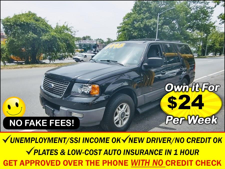 Used Ford Expedition 4.6L XLT Popular 4WD 2003 | Sunrise Auto Sales. Rosedale, New York