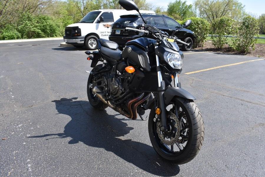 Used Yamaha MT-07 MT-07 2019 | Showcase of Cycles. Plainfield, Illinois