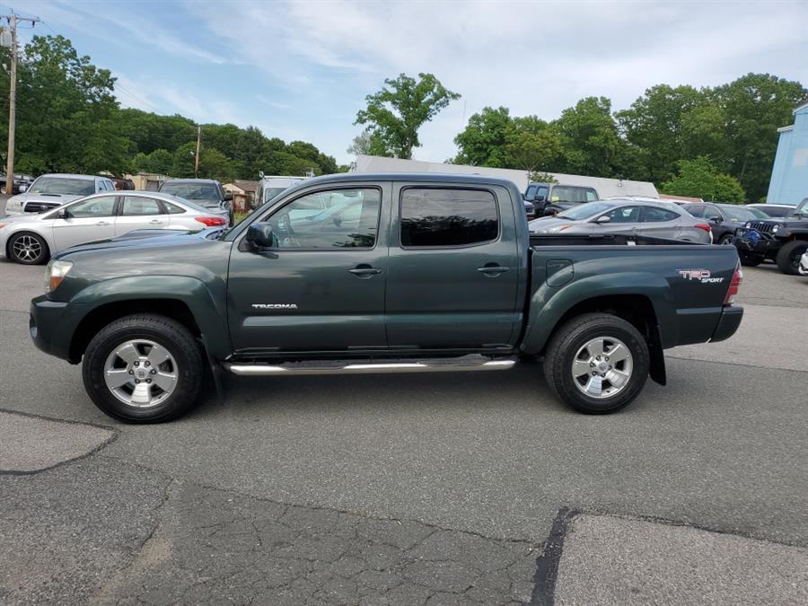 Used Toyota Tacoma 4WD Double V6 AT (Natl) 2010 | New Beginning Auto Service Inc . Ashland , Massachusetts