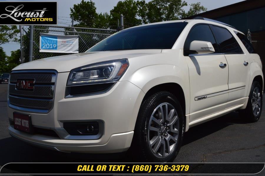 Used 2014 GMC Acadia in Hartford, Connecticut | Locust Motors LLC. Hartford, Connecticut