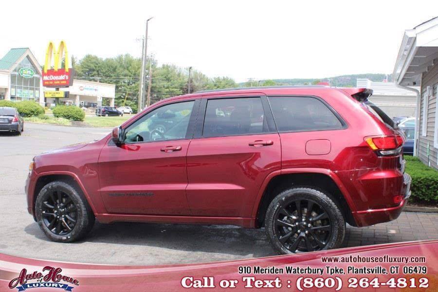 Used Jeep Grand Cherokee Altitude 4x4 2018 | Auto House of Luxury. Plantsville, Connecticut