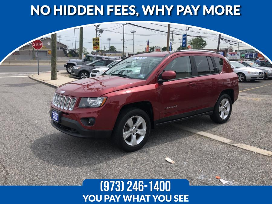 Used 2014 Jeep Compass in Lodi, New Jersey | Route 46 Auto Sales Inc. Lodi, New Jersey