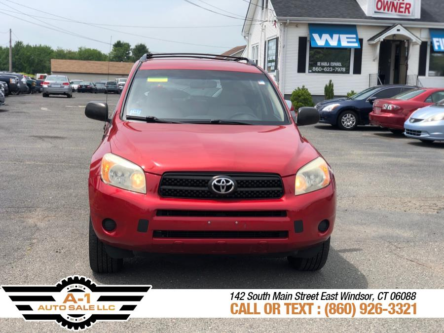 Used 2008 Toyota RAV4 in East Windsor, Connecticut | A1 Auto Sale LLC. East Windsor, Connecticut