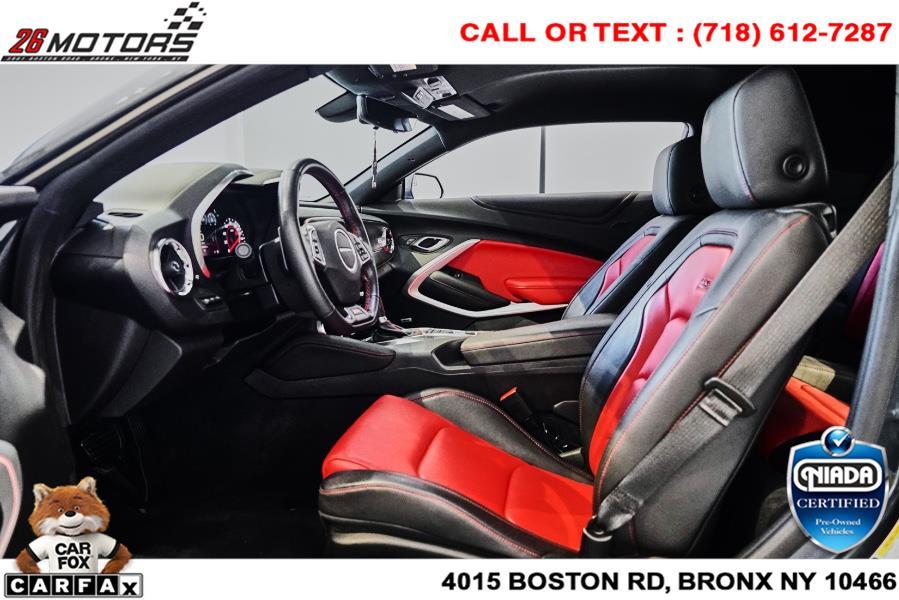 Used Chevrolet Camaro 2dr Cpe SS w/2SS 2019 | 26 Motors Corp. Bronx, New York
