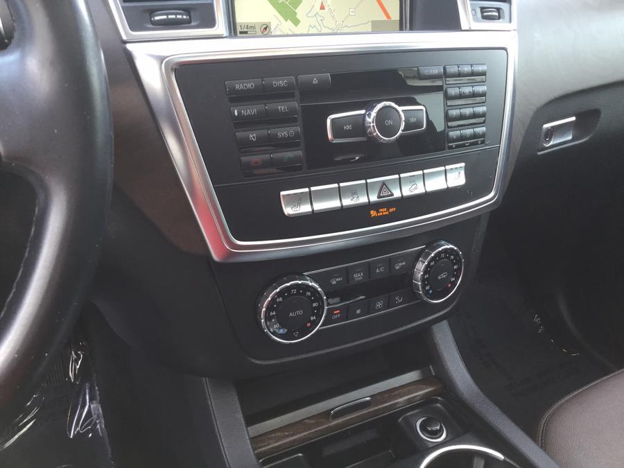 Used Mercedes-Benz M-Class 4MATIC 4dr ML350 2015   L&S Automotive LLC. Plantsville, Connecticut