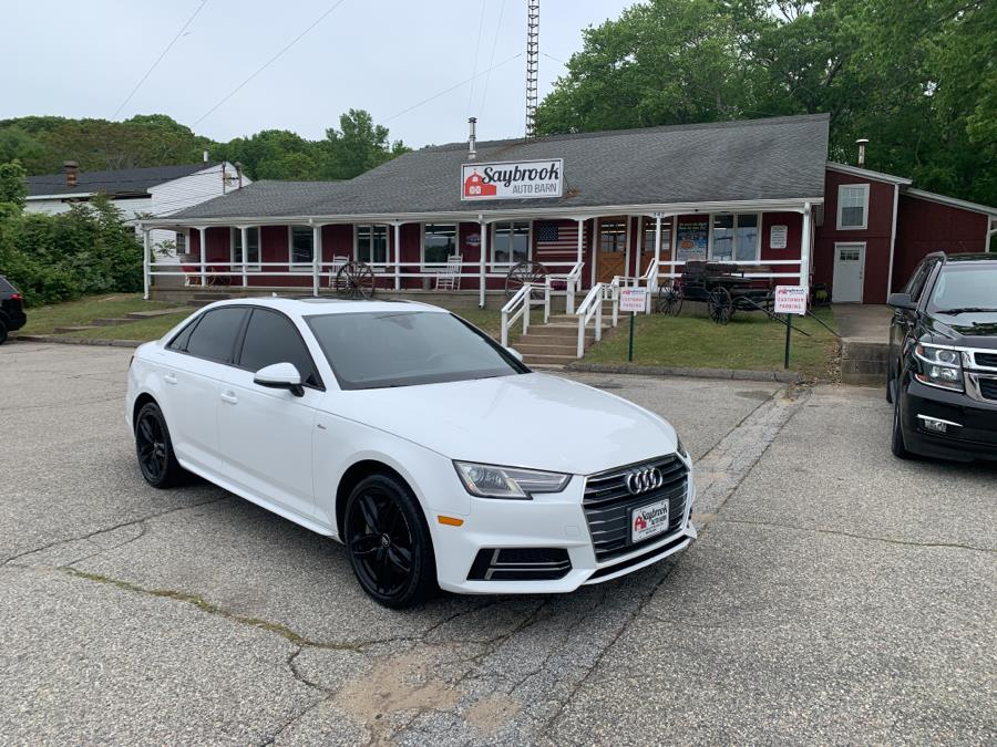 Used 2017 Audi A4 in Old Saybrook, Connecticut | Saybrook Auto Barn. Old Saybrook, Connecticut