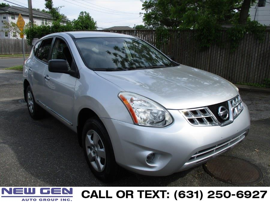 Used 2012 Nissan Rogue in West Babylon, New York | New Gen Auto Group. West Babylon, New York