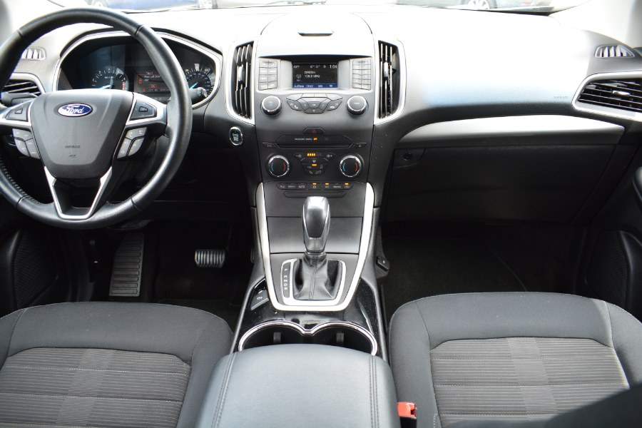 Used Ford Edge SEL AWD 2017   Longmeadow Motor Cars. ENFIELD, Connecticut