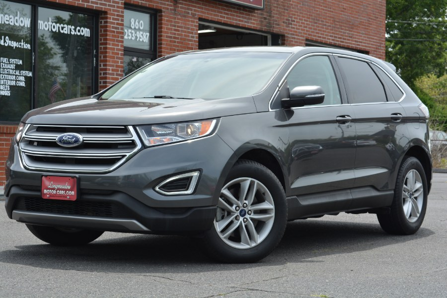 Used 2017 Ford Edge in ENFIELD, Connecticut | Longmeadow Motor Cars. ENFIELD, Connecticut