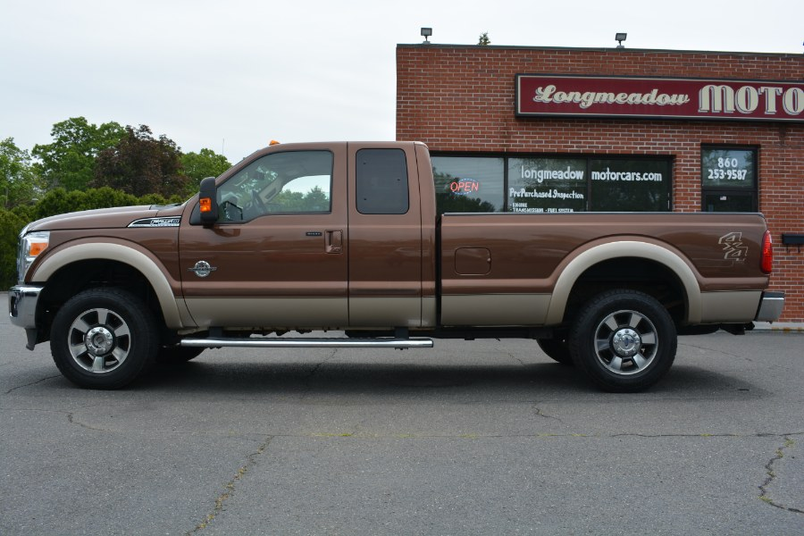 """Used Ford Super Duty F-250 SRW 4WD SuperCab 158"""" Lariat 2012 