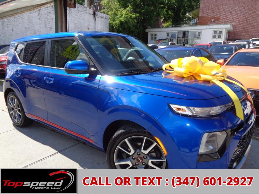 Used Kia Soul IVT GT-Line 2020 | Top Speed Motors LLC. Jamaica, New York
