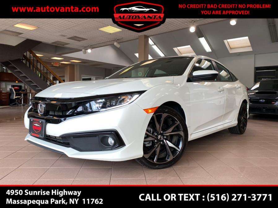 Used 2019 Honda Civic Sedan in Massapequa Park, New York   Autovanta. Massapequa Park, New York