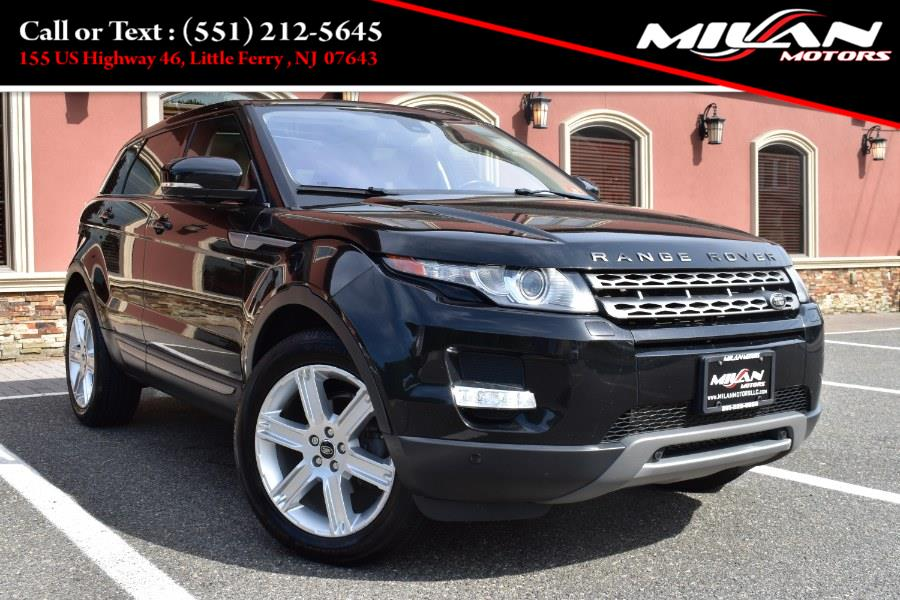Used Land Rover Range Rover Evoque 5dr HB Pure Plus 2013 | Milan Motors. Little Ferry , New Jersey