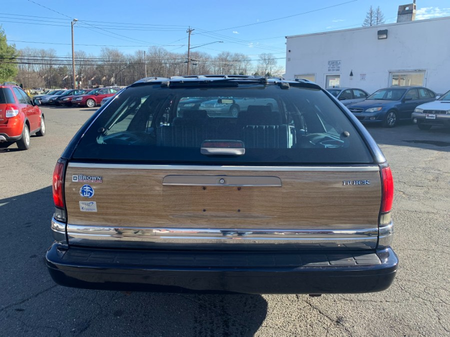 Used Buick Roadmaster 4dr Wagon Estate 1992 | CT Car Co LLC. East Windsor, Connecticut
