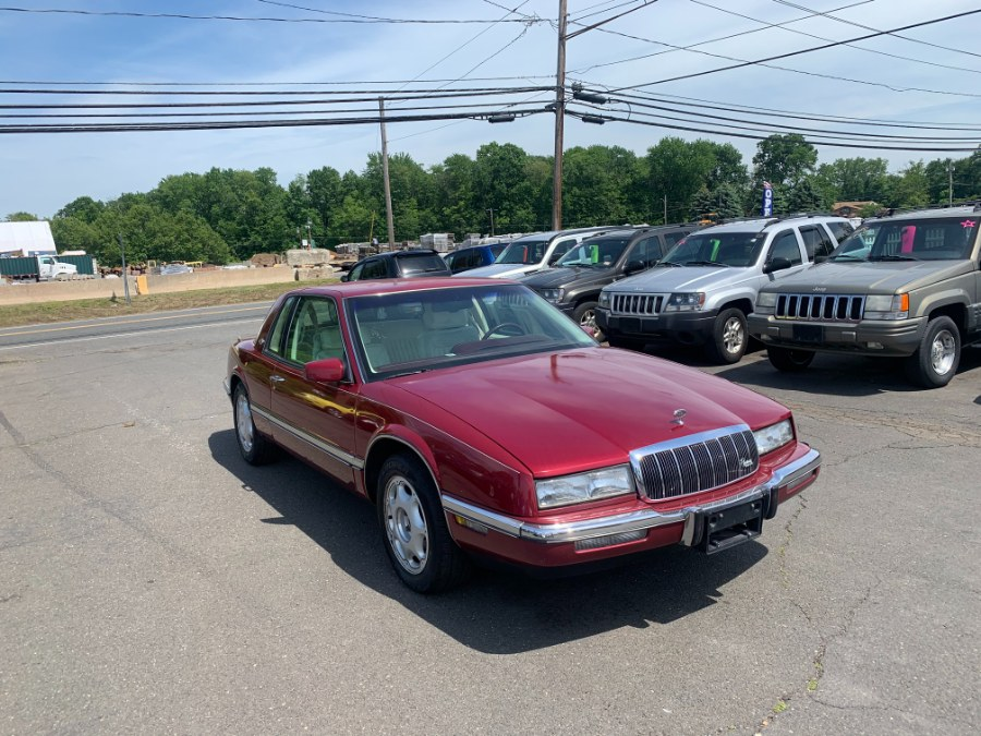 Used Buick Riviera 2dr Coupe 1993   CT Car Co LLC. East Windsor, Connecticut