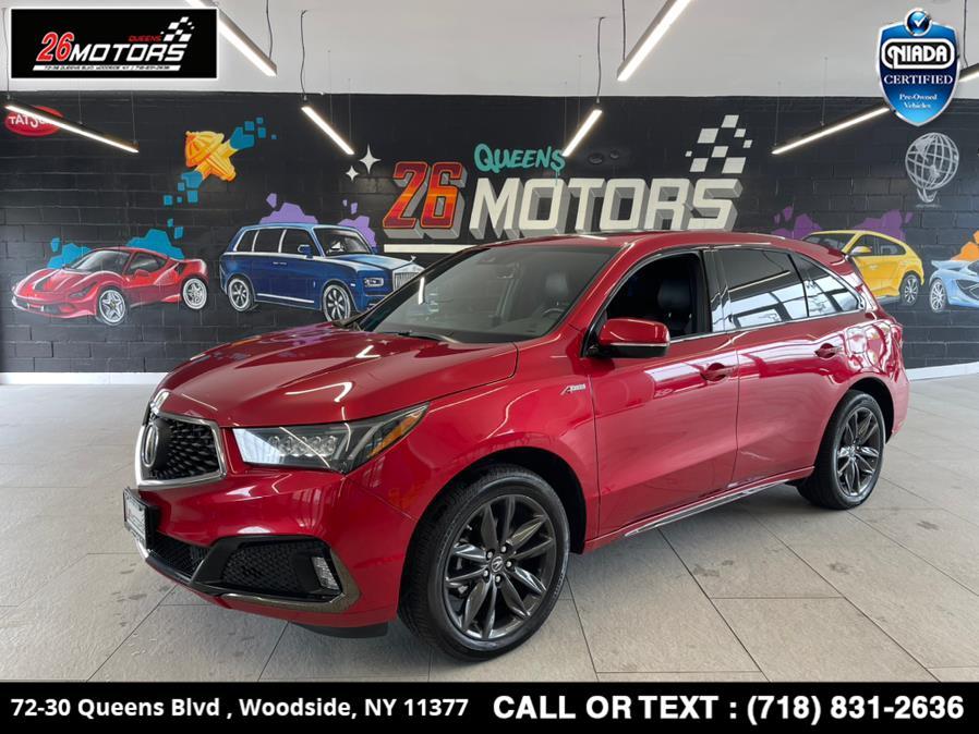 Used 2020 Acura MDX in Woodside, New York | 26 Motors Queens. Woodside, New York
