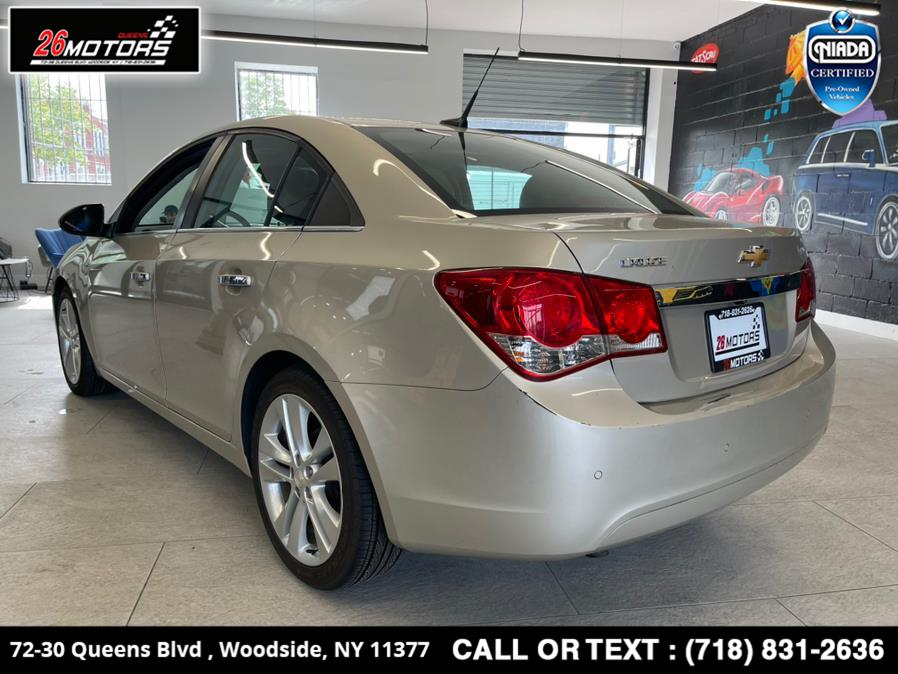 Used Chevrolet Cruze 4dr Sdn LTZ 2014   26 Motors Queens. Woodside, New York