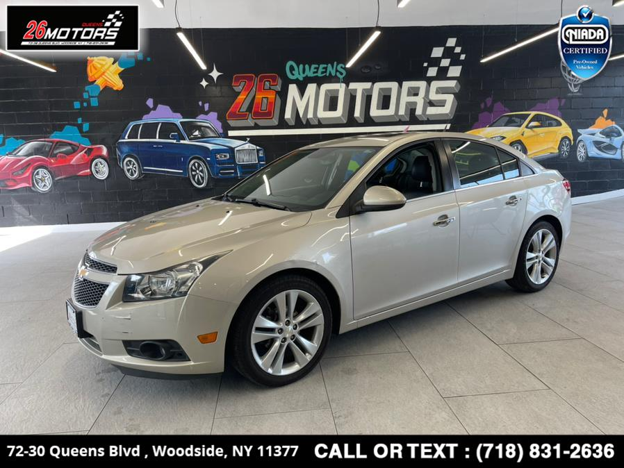 Used 2014 Chevrolet Cruze in Woodside, New York | 26 Motors Queens. Woodside, New York