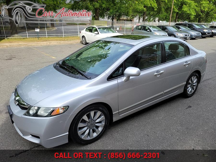 Used 2011 Honda Civic Sdn in Delran, New Jersey | Carr Automotive. Delran, New Jersey