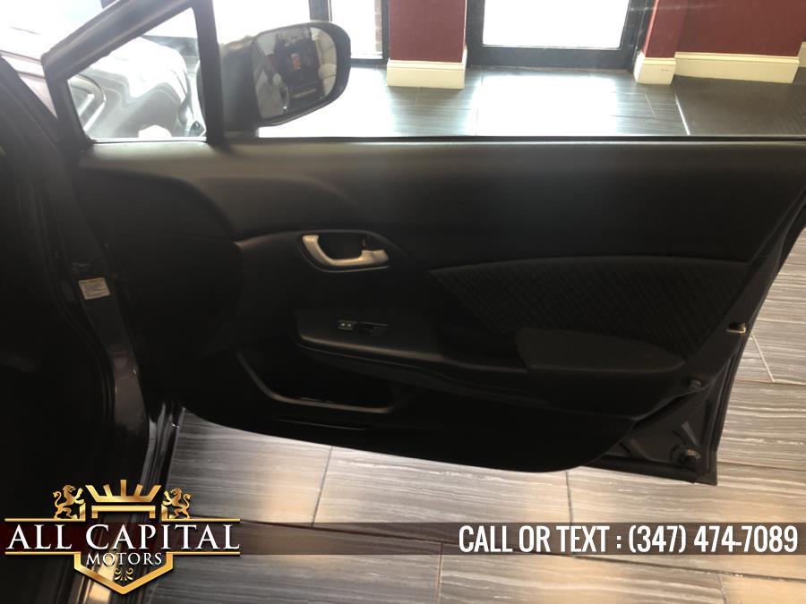 Used Honda Civic Sedan 4dr CVT LX 2015 | All Capital Motors. Brooklyn, New York