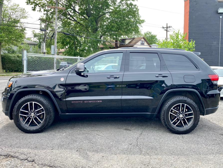 Used Jeep Grand Cherokee Trailhawk 4x4 2017 | Easy Credit of Jersey. South Hackensack, New Jersey