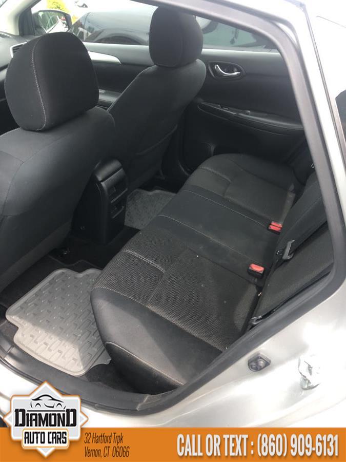 Used Nissan Sentra 4dr Sdn I4 CVT S 2016 | Diamond Auto Cars LLC. Vernon, Connecticut