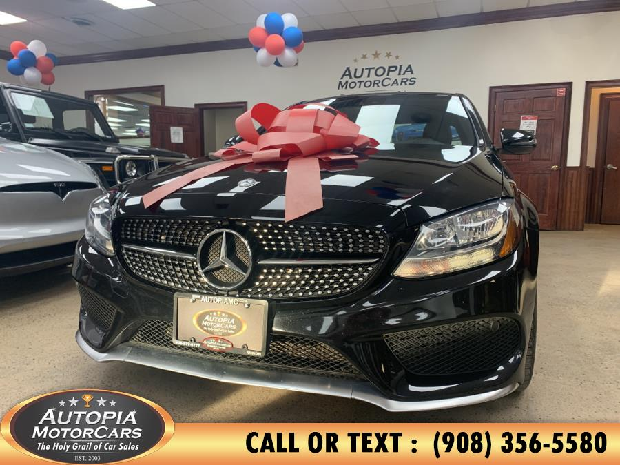 Used 2016 Mercedes-Benz C-Class in Union, New Jersey | Autopia Motorcars Inc. Union, New Jersey