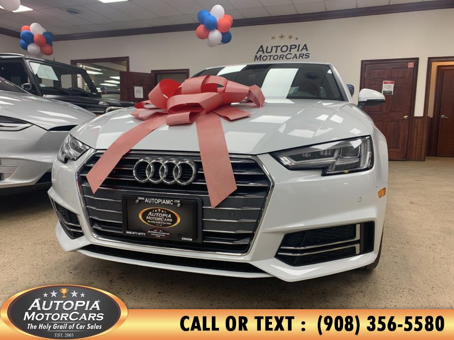 Used 2017 Audi A4 in Union, New Jersey | Autopia Motorcars Inc. Union, New Jersey