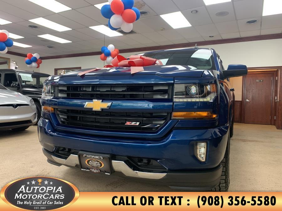 Used 2016 Chevrolet Silverado 1500 in Union, New Jersey | Autopia Motorcars Inc. Union, New Jersey