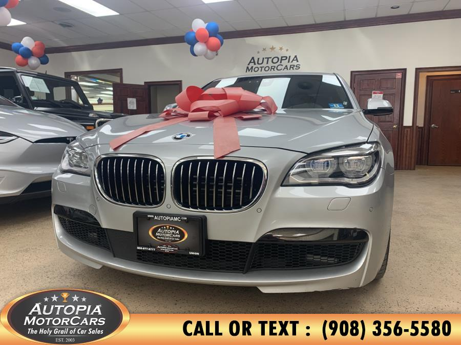 Used 2015 BMW 7 Series in Union, New Jersey | Autopia Motorcars Inc. Union, New Jersey