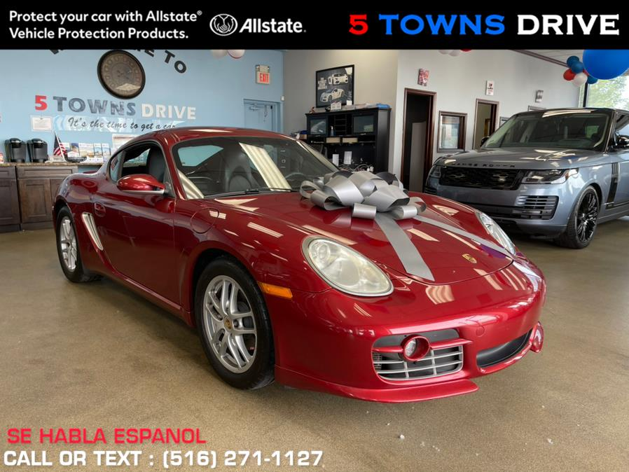 Used Porsche Cayman 2dr Cpe 2008   5 Towns Drive. Inwood, New York