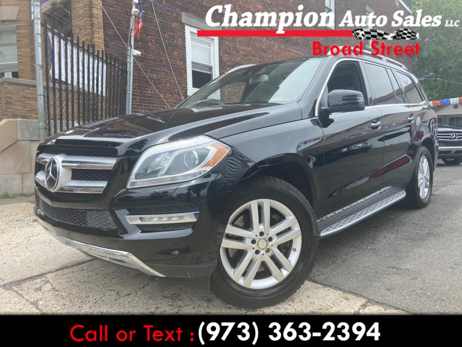 Used 2014 Mercedes-Benz GL-Class in Newark, New Jersey | Champion Auto Sales. Newark, New Jersey