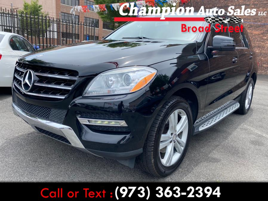 Used 2014 Mercedes-Benz M-Class in Newark, New Jersey | Champion Auto Sales. Newark, New Jersey